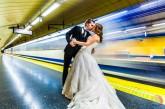 Boda en el Metro - Madrid