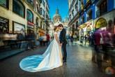 Reportaje de Boda en la Calle Alfonso de Zaragoza - Zaragoza