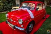 Reportaje de Boda con SEAT 600