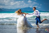 Reportaje de Boda en la Playa - San Sebastian - Zumaia