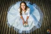 Novia con Zapatos de Cristal