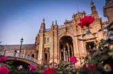 Postboda en Sevilla - Plaza de España