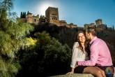 Preboda al pie de la Alhambra - Granada