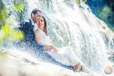 Fotos de boda en la naturaleza