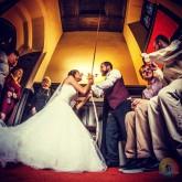 Boda en Boston. www.encantobodas.es #boda #iglesia #campana #boston #massachusetts #reciencasados #santiagoamo #encantobodas #ceremonia