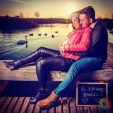 Fotos de embarazo - Zaragoza
