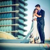 Post boda con los perros