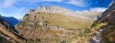 Ordesa desde la Faja de Pelay - Pirineos - Huesca - Aragón