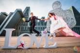 Boda en la Expo de Zaragoza con Amor