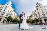 Paseo de la Independencia de Zaragoza: Reportaje de Boda