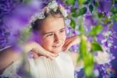 Foto de Comunión de Estudio con Flores