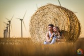 Fotos Románticas en Pareja con Pacas