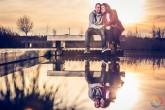 Felices Fotos! Y Feliz Navidad!#atardecer #reflejo #nophoshop #books #book #parejas #fotosentregadaselmismodia #fotografobodaszaragoza #bodaszaragoza #fotografozaragoza