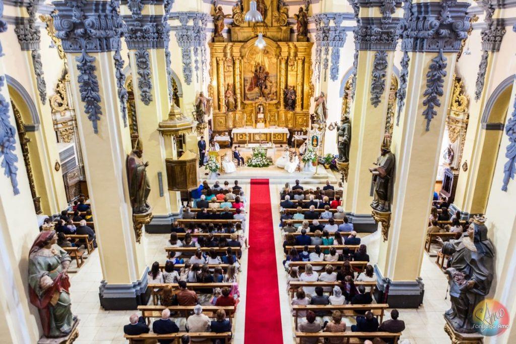 Fotos de Comunión en la Iglesia